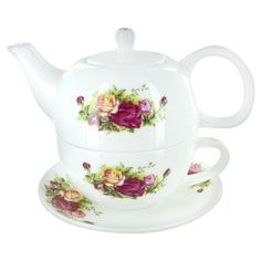 Summertime Roses Bone China Tea for One English Tea Store http://www.amazon.com/dp/B00IJZQ372/ref=cm_sw_r_pi_dp_mVIevb0WTHNPW