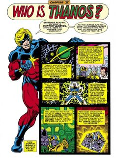 Cosmic Existentialism in Jim Starlin's Warlock | Sequart Organization