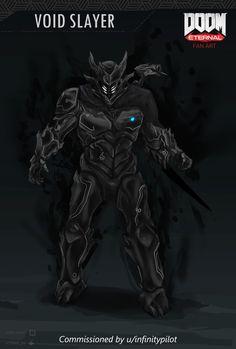 Game Character Design, Fantasy Character Design, Character Art, Armor Concept, Weapon Concept Art, Fantasy Armor, Dark Fantasy Art, Doom Demons, Magic Armor