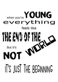 jong en chaotisch