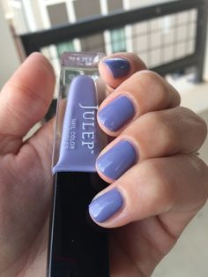Julep Alexa. Not as opaque as I like, but decent formula and nice color.