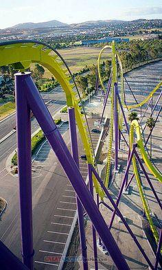 390 Roller Coaster Excitement Ideas Roller Coaster Amusement Park Rides Thrill Ride
