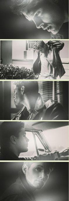 Supernatural ~  Dean - -1.01 Pilot