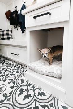Custom Open Cabinet