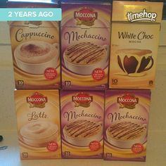 Wow it's been two years since I started drinking coffee.