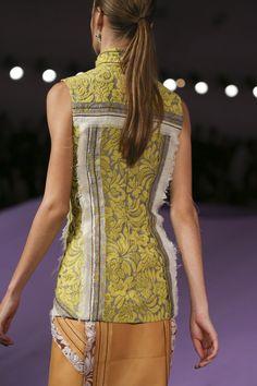 Prada womenswear, spring/summer 2015, Milan Fashion Week