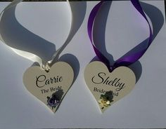 Check out this item in my Etsy shop https://www.etsy.com/uk/listing/398918259/beautiful-personalised-hanging-hearts