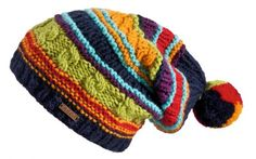 Dear Knitters, I would like to own one of these and I don't knit - I cook.  Will trade food for hat.  Love, Nancie