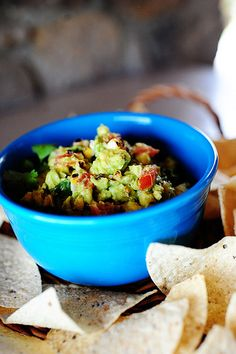 Grilled Corn Guacamole | The Pioneer Woman