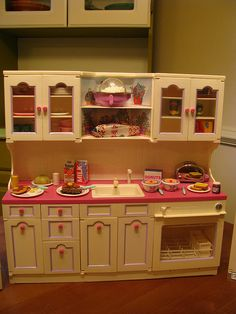 Best Barbie Toys Ever  Kitchen Littles!