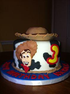 Woody cake.