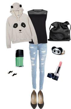 #Panda outfit ^_^