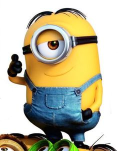 Minion Stuart ❤️ #stuart #minionstuart #minions
