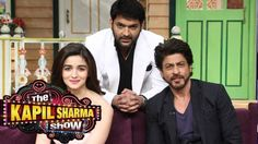 Alia Bhatt's Which Dream Comes True On The Kapil Shamra Show? Dear Zindagi, Kapil Sharma, Dream Come True, Alia Bhatt, Shahrukh Khan, Comedy, Hilarious, Movies, Films