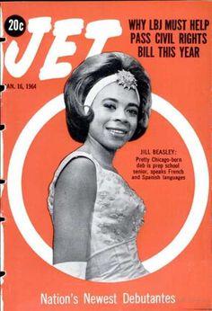 A cover gallery for Jet Black History Month Quotes, Black History Facts, Jet Magazine, Black Magazine, Ebony Magazine Cover, Magazine Covers, Goal Settings, Vintage Black Glamour, Black Image