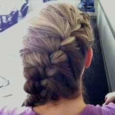 Obsessed with braids!