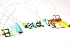 Urbanisation Jewellery Collection, ESME PARSONS, New Designers One Year On 2015