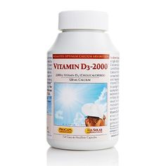 Andrew Lessman Vitamin D3-2000