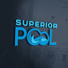 Superior Pool Logo by n4t