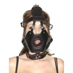 Strict Leather Premium Muzzle – Sexy Vibes
