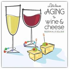 I'm leaving the aging to wine and cheese!!! mczekany@gmail.com https://mariezekany.myrandf.com/