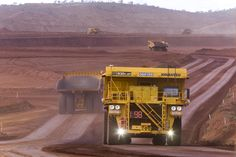 Australia Takes World's First Remote-Controlled Mine Trucks Online ...