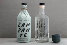 Mezcal Campante on Behance