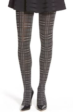 Free shipping and returns on Oroblu'Orianna' Plaid Tights at Nordstrom.com. Add some pattern to your outfit with these opaquetartan tights made with 3D technology that creates texture and intrigue.