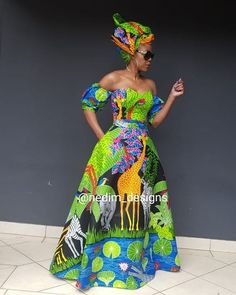 Telling African Story Through African Print 👗 African Inspired Fashion, Latest African Fashion Dresses, African Print Dresses, African Print Fashion, African Dress, African Attire, African Wear, African Women, Shweshwe Dresses