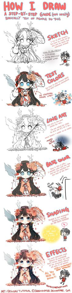 How I draw by Staccatos.deviantart.com on @DeviantArt