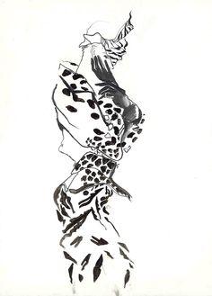 tony viramontes fashion illustrator | Heads up: Tony Viramontes – Disneyrollergirl