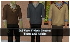 Clothing (Teen, Adult) - by rented-space