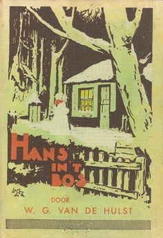 Boekwinkeltjes.nl - W.G. vd Hulst - Hans in t bos