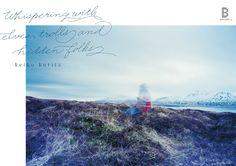 keiko kurita写真展「Whispering with elves,trolls,and hidden-folks」