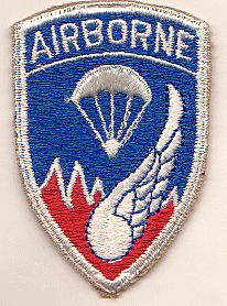 182nd airborne division patch