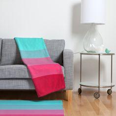 Garima Dhawan Mindscape 2 Fleece Throw Blanket | DENY Designs Home Accessories