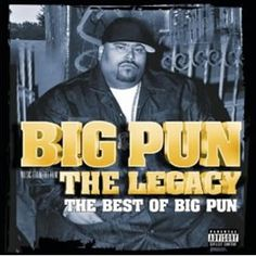 Title: Legacy: The Best of Big Pun. Intro (Words from Big Pun). Ghostface on Big Pun. Freestyle with Fat Joe & Big Pun. I'm Not a Player. Big Punisher, Fat Joe, Wall Of Sound, Cool Things To Buy, Good Things, Hip Hop Albums, A Child Is Born, Artist Album, Spoken Word