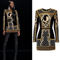 Fashion shopping balmain woman cheap in gallery - Dresses and the latest fashion trends 2018 Balmain Dress, Trends 2018, Latest Fashion Trends, Woman, Gallery, Blouse, Stuff To Buy, Shopping, Color