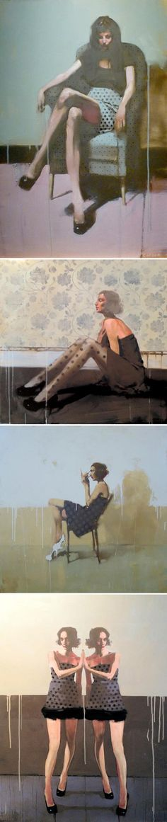 paintings by michael carson