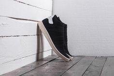 Černé pánské kotníkové tenisky adidas Stan Smith Sock Primeknit 3490 Kč | moje-tenisky.cz Tenisky Adidas, Adidas Stan Smith, Nike Logo, Socks, Black, Black People, Sock, Stockings, Ankle Socks