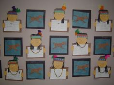 Mrs. T's First Grade Class: Native Americans