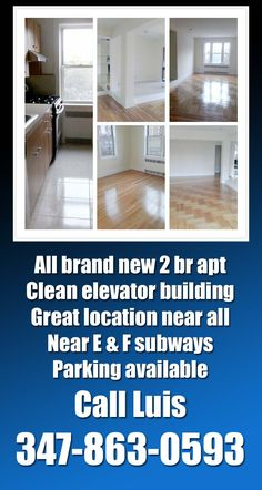 2 bedroom apartment in mint condition located in forest hills queens ny