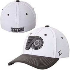 Get this Philadelphia Flyers Windstorm Flex Fit Cap at PhillyTeamStore.com  Flyers Hat e771fbb8824