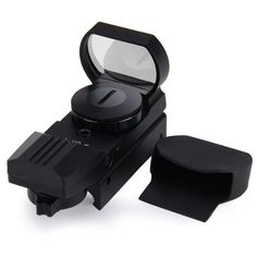Want something a little more low profile? I got your six, homie! Features:   Aluminium allow with matte black anodized treatment Lightweight, compact, waterproof, and shockproof Anti-glare reflective coated lenses for great optical clarity Adjustable brightness and reticle design  Specifications:   Battery: 1 x CR2032 (not included) Product Colour: Black Weight: 230g Product Size: 8.5cm x 4cm x 5.5cm Package Size: 8cm x 9cm x 6cm