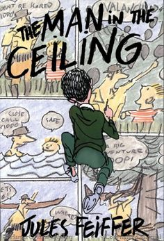 The Man in the Ceiling - Jules Feiffer - Paperback