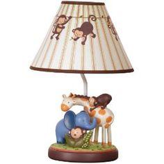 Jungle lampje