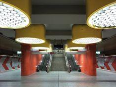 Hauptbahnhof Nürnberg: Wenn Pawlitzki hier Foto-Workshops gibt, schließen die...