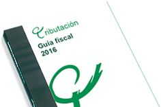 ¡Ya a la venta la Guía Fiscal 2016! http://www.cef.es/guia-fiscal-2016.html