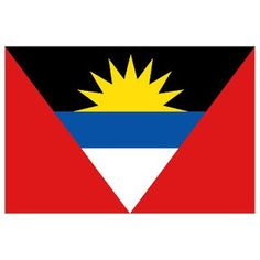 Imagehub: Antigua and Barbuda Flag HD
