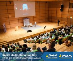 #Photogallery #SMMdayIT 2016 | Your #Brand Your #Influence Your #Power. 22 giugno 2016 - #Auditorium  Sala Collina IlSole24Ore Milano 1000 partecipanti diretta #streaming oltre 24.000 tweet da 1.925 utenti unici. Un #successo #social di persone vere che vogliono incontrarsi e confrontarsi sui grandi temi social e #digital per il #business! #socialmedia #socialevents #training #smm #socialmediamarketing #digitalcommunication #b2b #events #education #onstage #speaker